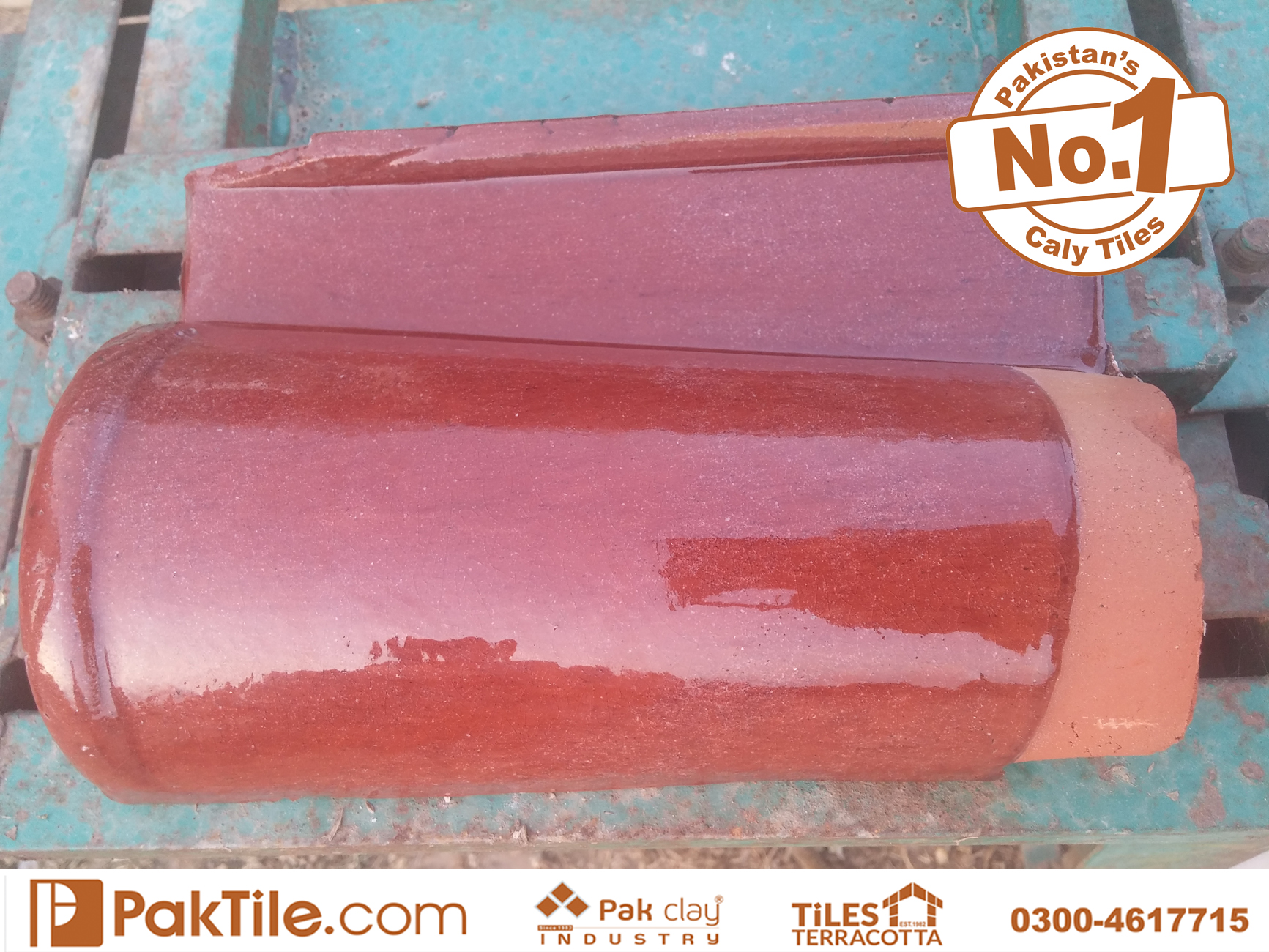 1 Pak clay red terracotta bricks spanish khaprail roofing tiles pattern store price in karachi images