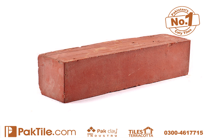 1 Pakistan Clay Red Gutka Bricks Wall Tiles Company in Lahore Images