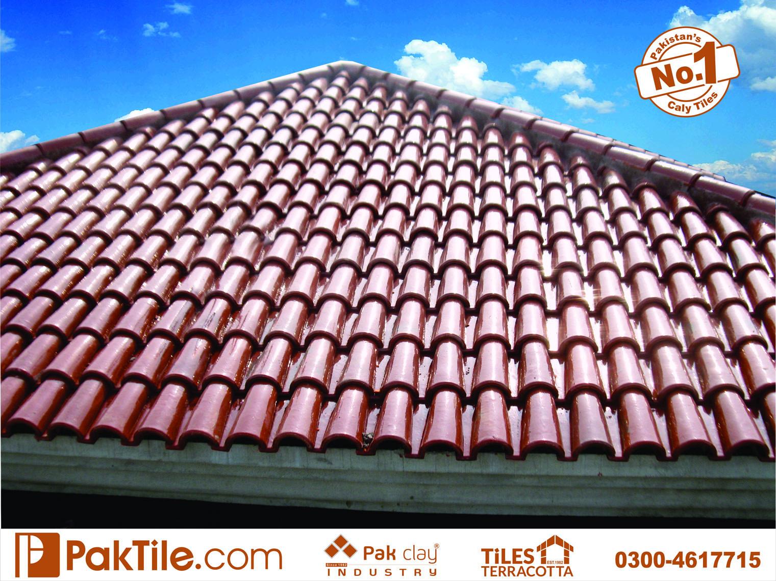 14 Buy terracotta ceramic glazed iranian roof shingles khaprail tiles for sale design house images