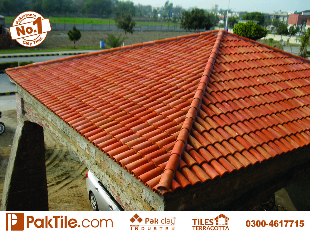 15 Pak clay heat resistant marble roof products shingles tiles prices in rawalpindi islamabad image