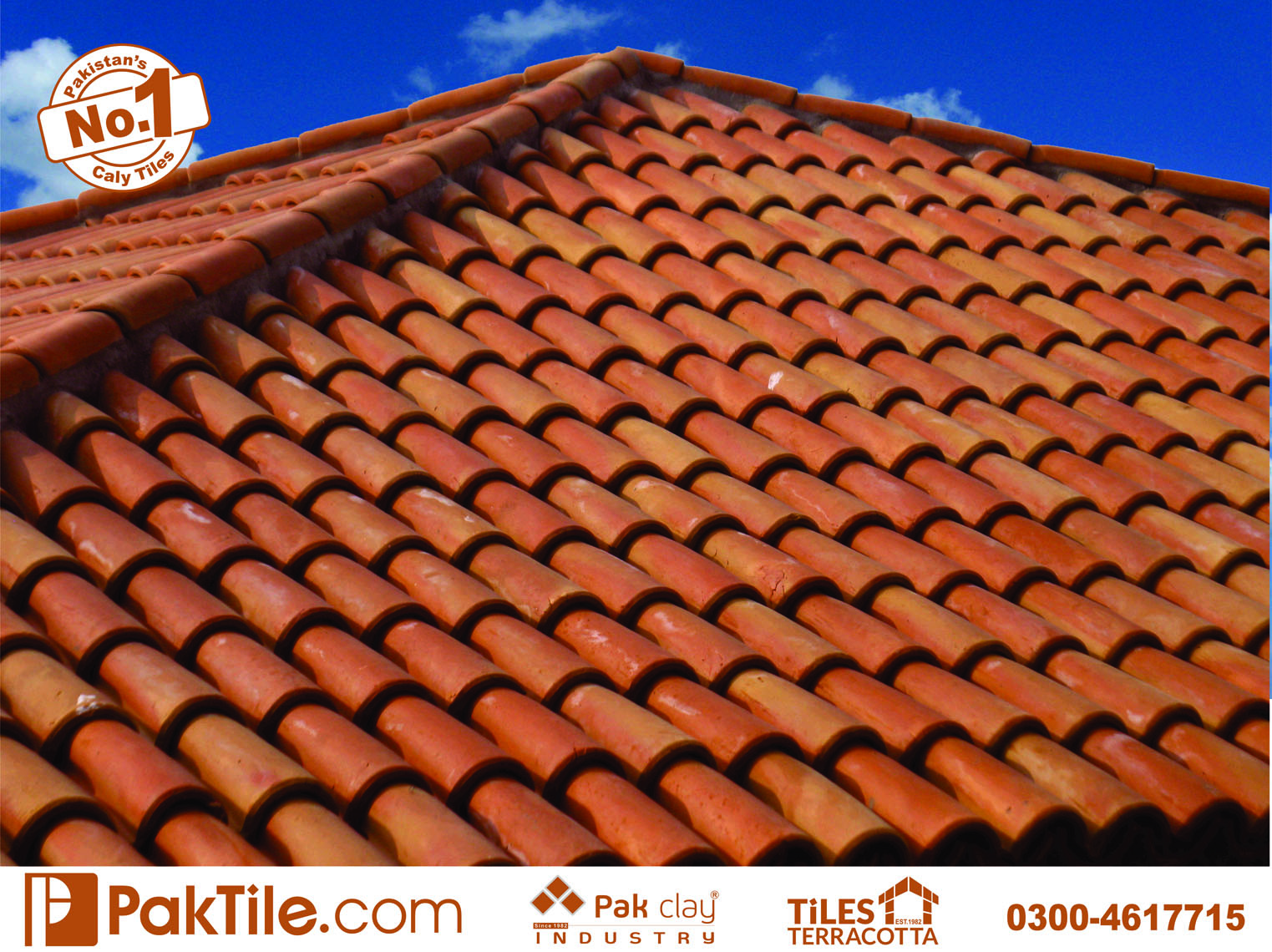 18 Pak clay thermal heat insulation product designed iranian roof khaprail tiles in karachi images