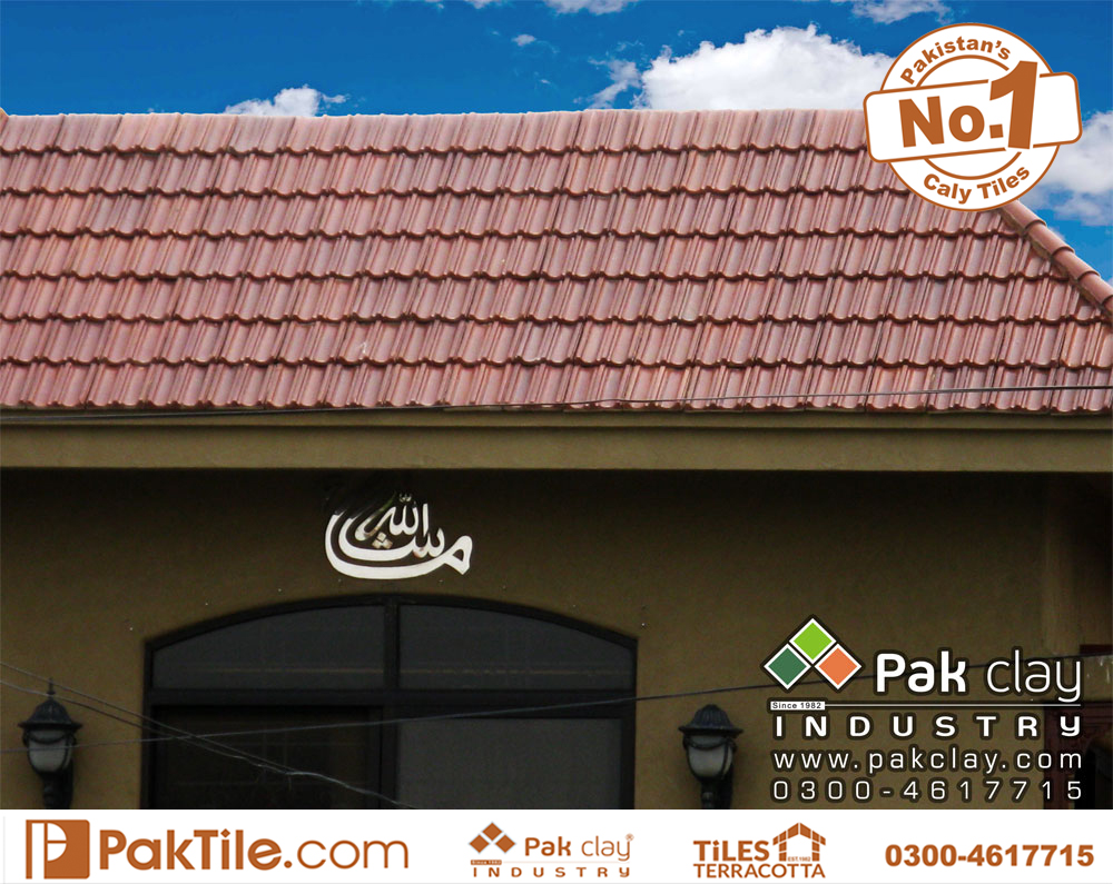 2 Pak clay irani roofing materials shingles khaprail glazed colors tiles store prices in rawalpindi karachi islamabad images