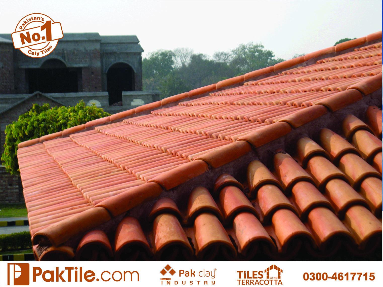 22 Car porch terrace balcony roof khaprail glazed tiles design low rates in lahore pakistan images