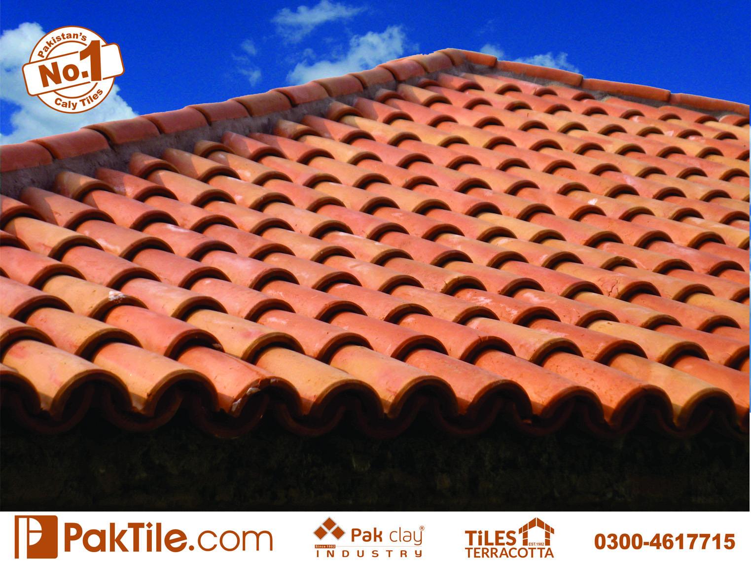 Front Elevation Tiles In Lahore : Spanish clay roof tiles ″ pak