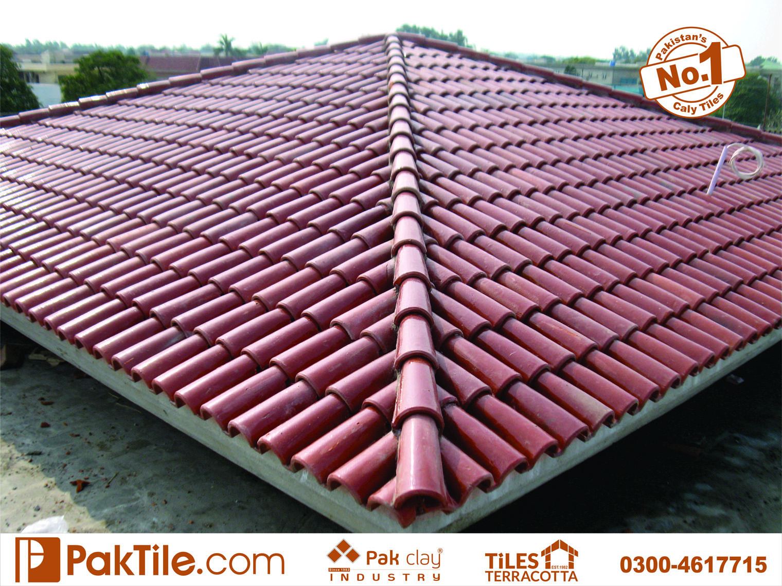 26 Pak clay buy online roof khaprail house design tiles colors in karachi lahore islamabad images