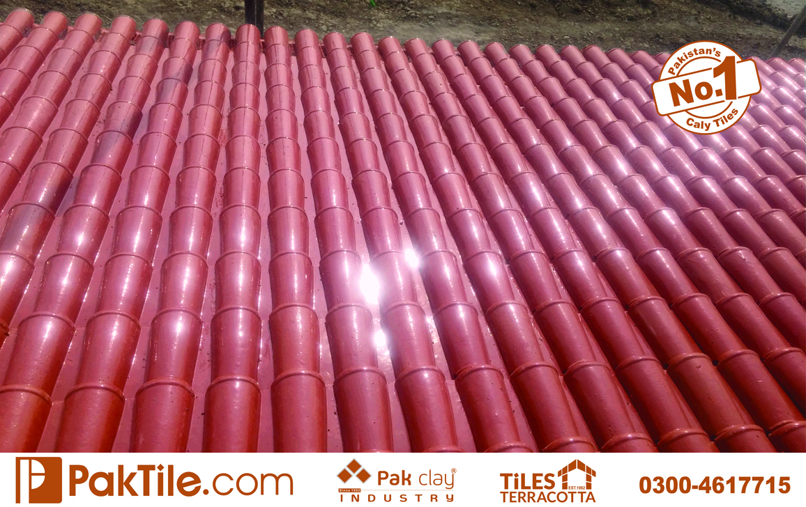 31 Pak clay waterproofing heat resistant Insulation roof products khaprail cool tiles price images
