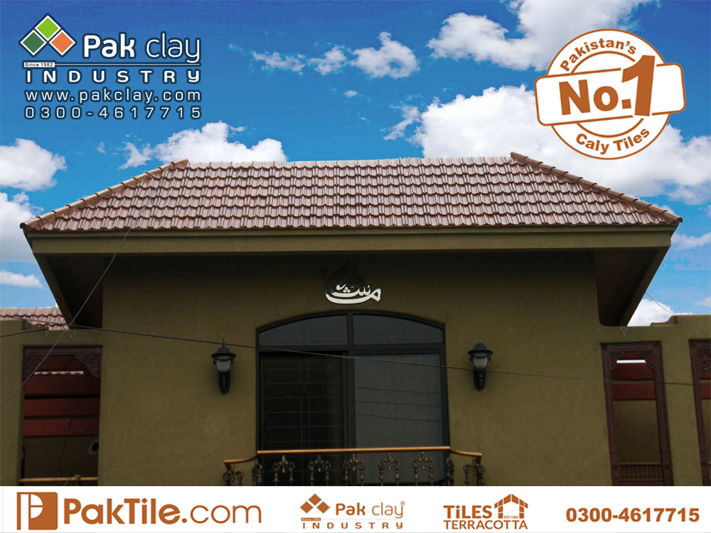 4 Pak clay cheap building material spanish glazed colors roof products khaprail glazed tiles designs shop low rates images