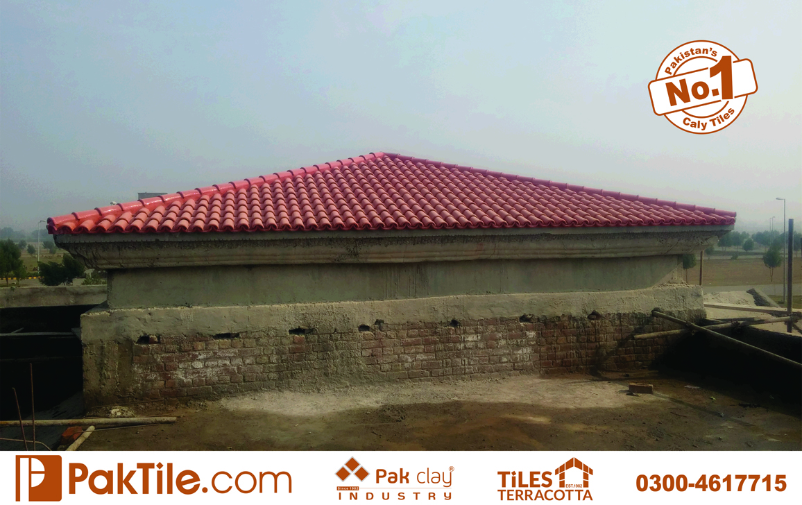 41 Pak clay terracotta porcelain ceramic roof khaprail tiles price per square foot in pakistan images