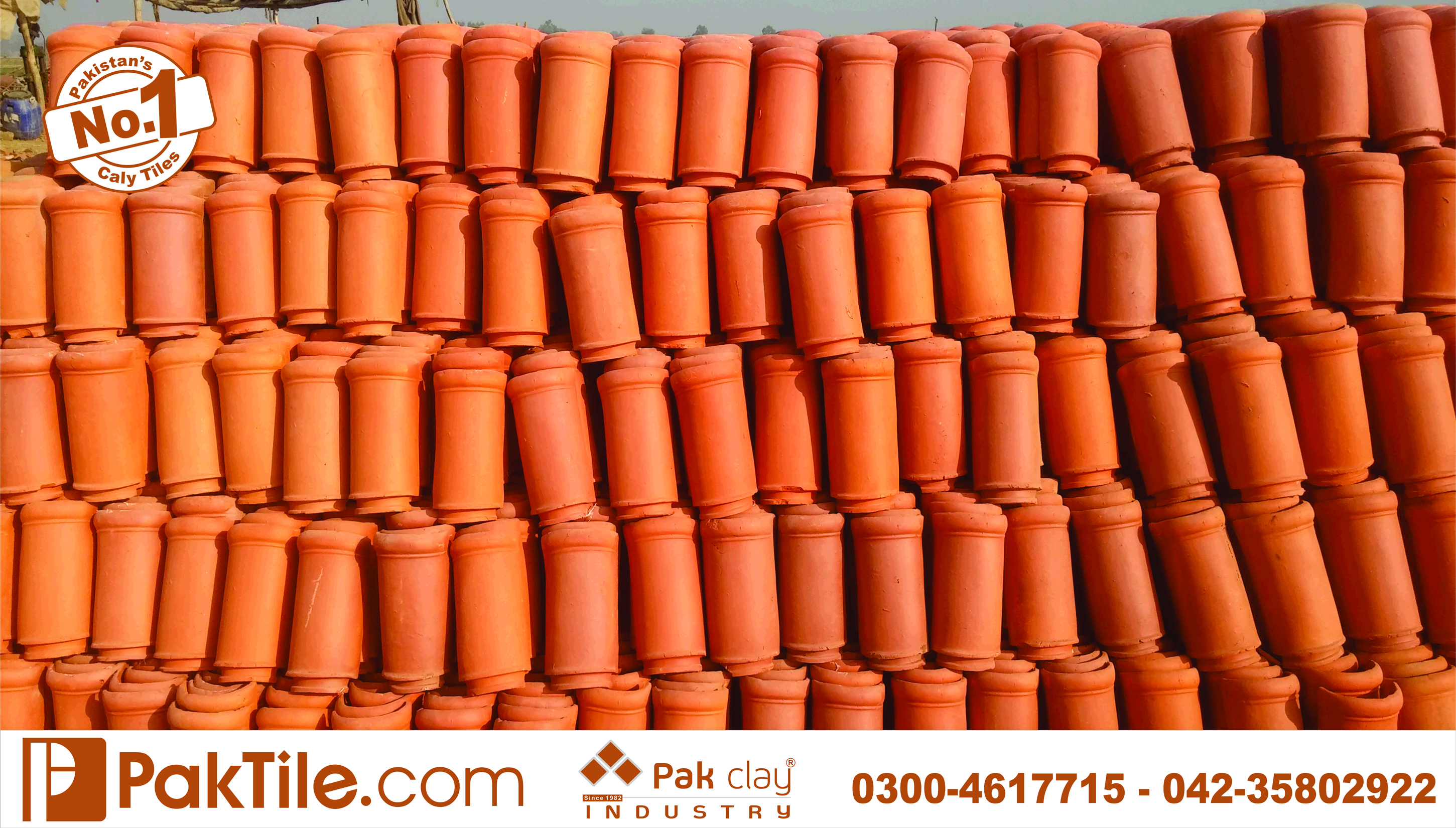 8 Pak clay glazed terracotta roof khaprail tiles manufacturer and supplier rates house design photos in lahore pakistan