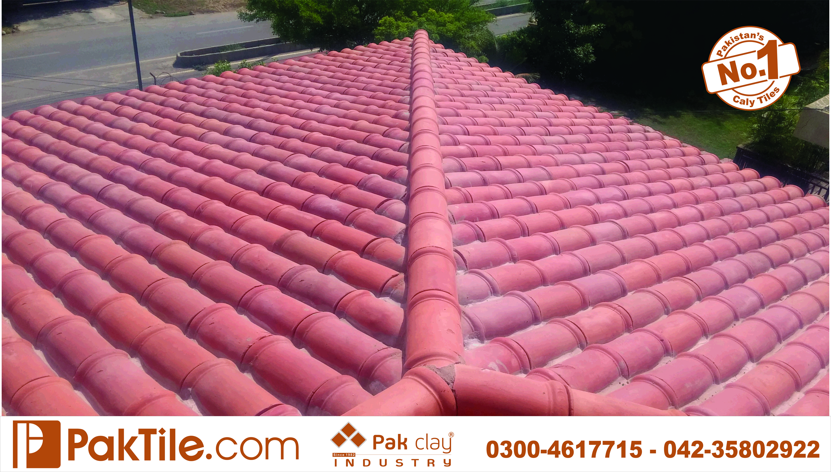 Pak clay buy online roof khaprail tiles factory outlet price rates photos in lahore islamabad multan gujranwala pakistan