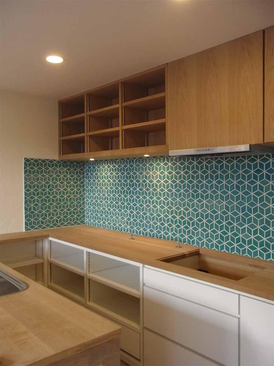 Pak Clay Kitchen Wall Tiles