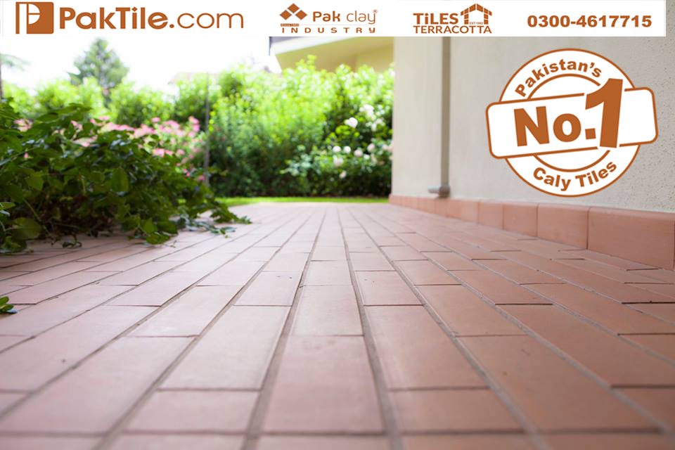 3 Pak Clay Industry Home Best Natural Gutka Bricks Terracotta Flooring Tiles Patterns in Lahore Images