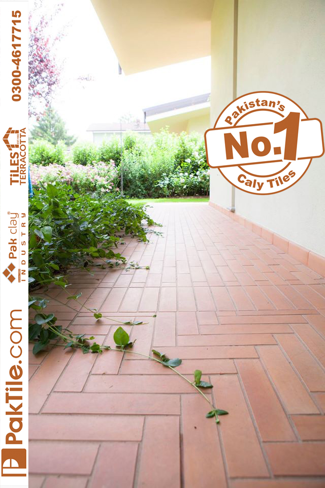 4 Buy Outdoor Patios Gardens Area Natural Red Gutka Bricks Terracotta Floor Tiles Designs in Karachi Images