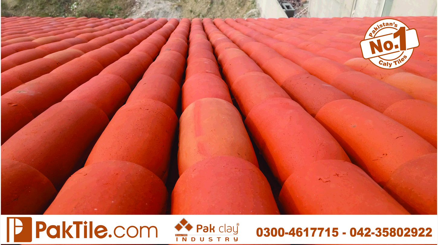 4 Pak Clay Slope Shed Roofing Products Shingles Khaprail Tiles Textures Prices in Faisalabad Pakistan Images