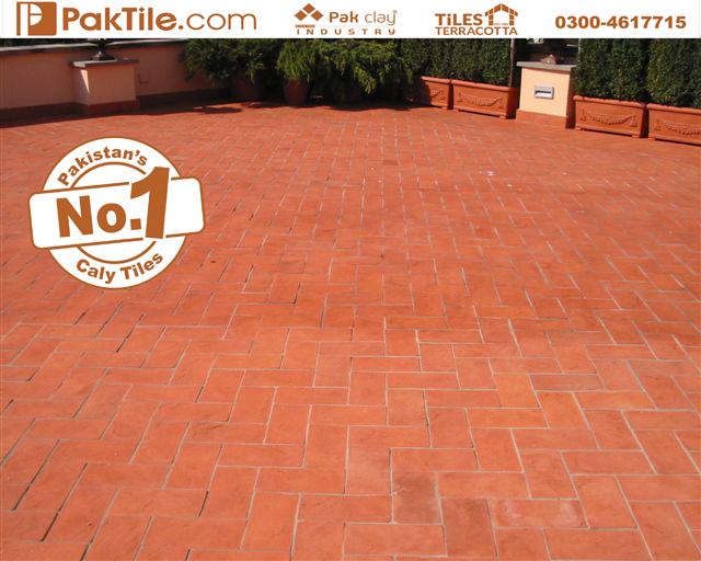 5 Home Best Natural Handmade Gutka Bricks Terracotta Ceramic Floor Tiles Factory Shop in Rawalpindi Images