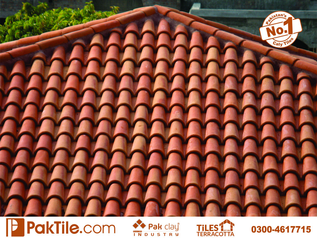6 Best Quality Natural Terracotta Khaprail Roof Tiles Design Types and Prices in Faisalabad Pakistan Images