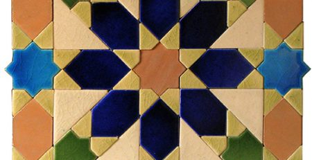 Buy Green Blue Colourful Face Handmade Ceramic Wall Glass Tile Design Factory in Karachi Pakistan Images