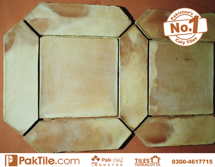 Pak Clay Industry Special Use is Floor and Wall Areas Red Mud Clay Ceramic Tiles Suppliers in Rawalpindi Images