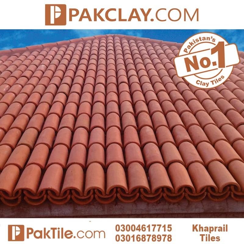Pak Clay Khaprail Tiles Pakistan