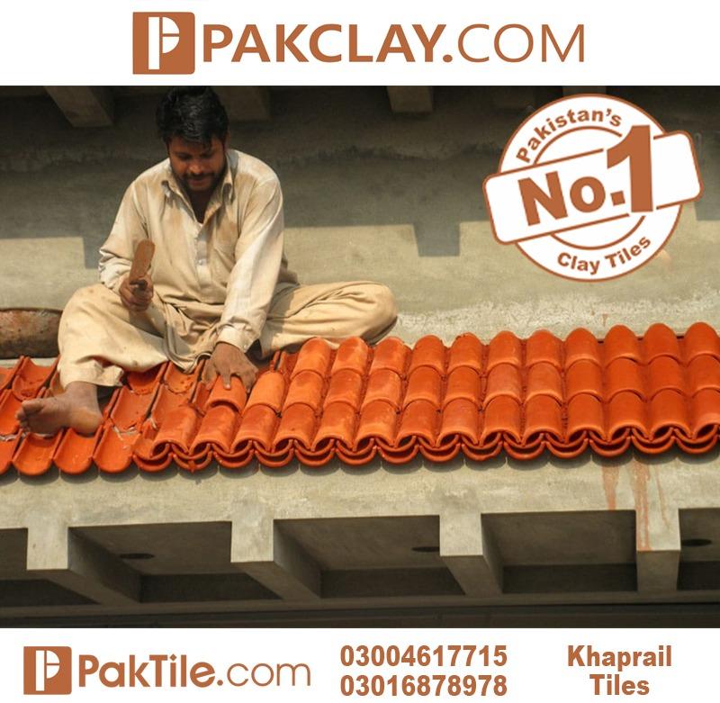 Khaprail Tiles in Pakistan
