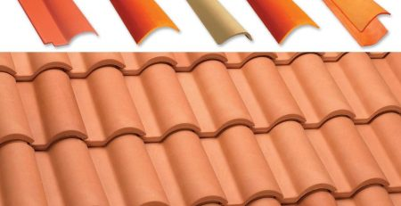 Pak Clay Tiles Karachi Khaprail Roof Tiles in Pakistan Images.