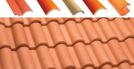 Pak Clay Tiles Karachi Khaprail Roof Tiles in Pakistan Images.