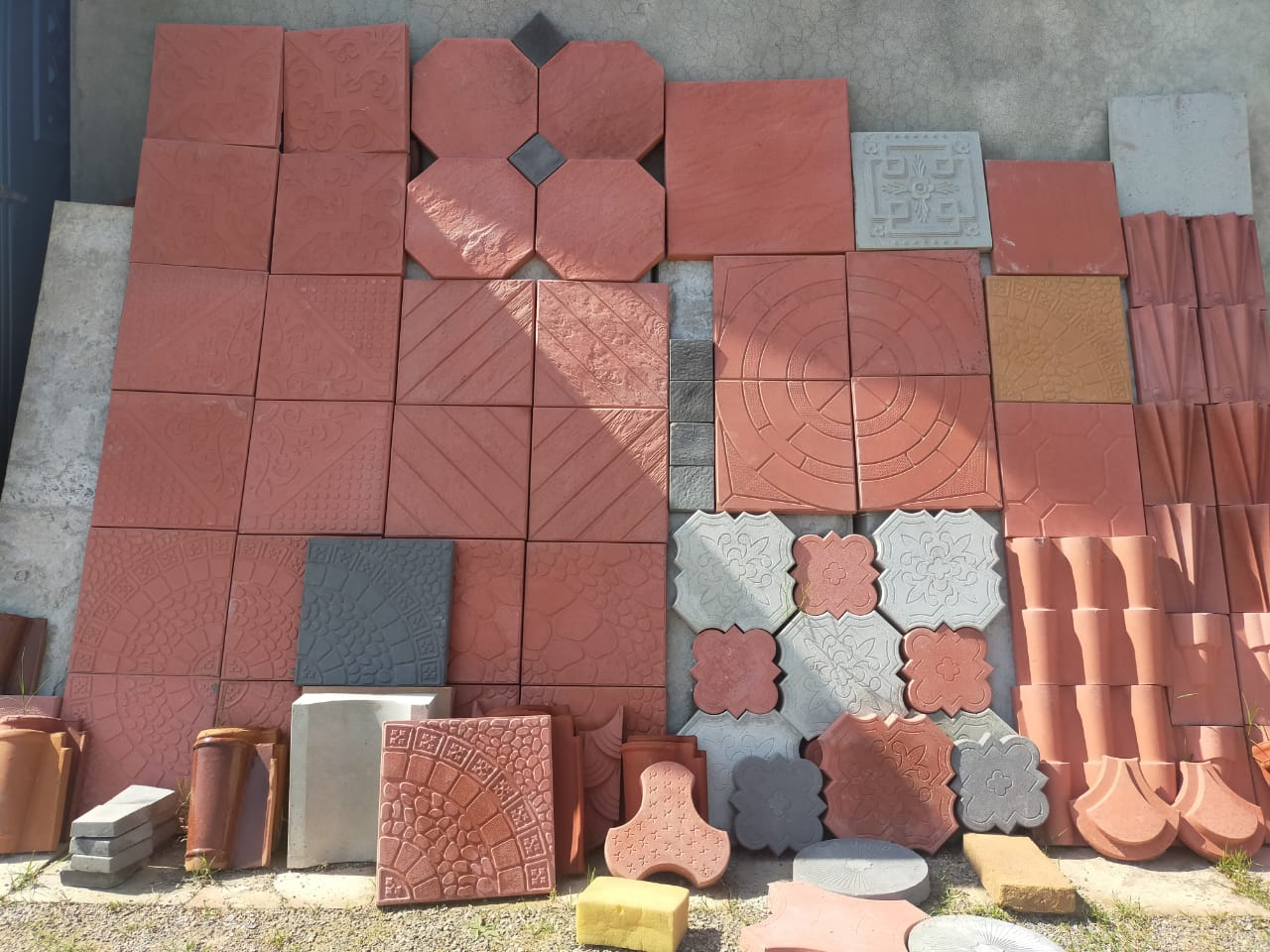 All Tuff Tiles Design in Pakistan