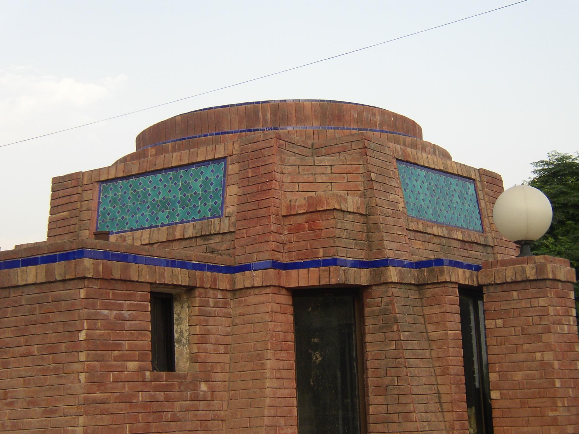 Outdoor Wall Tiles Design in Pakistan