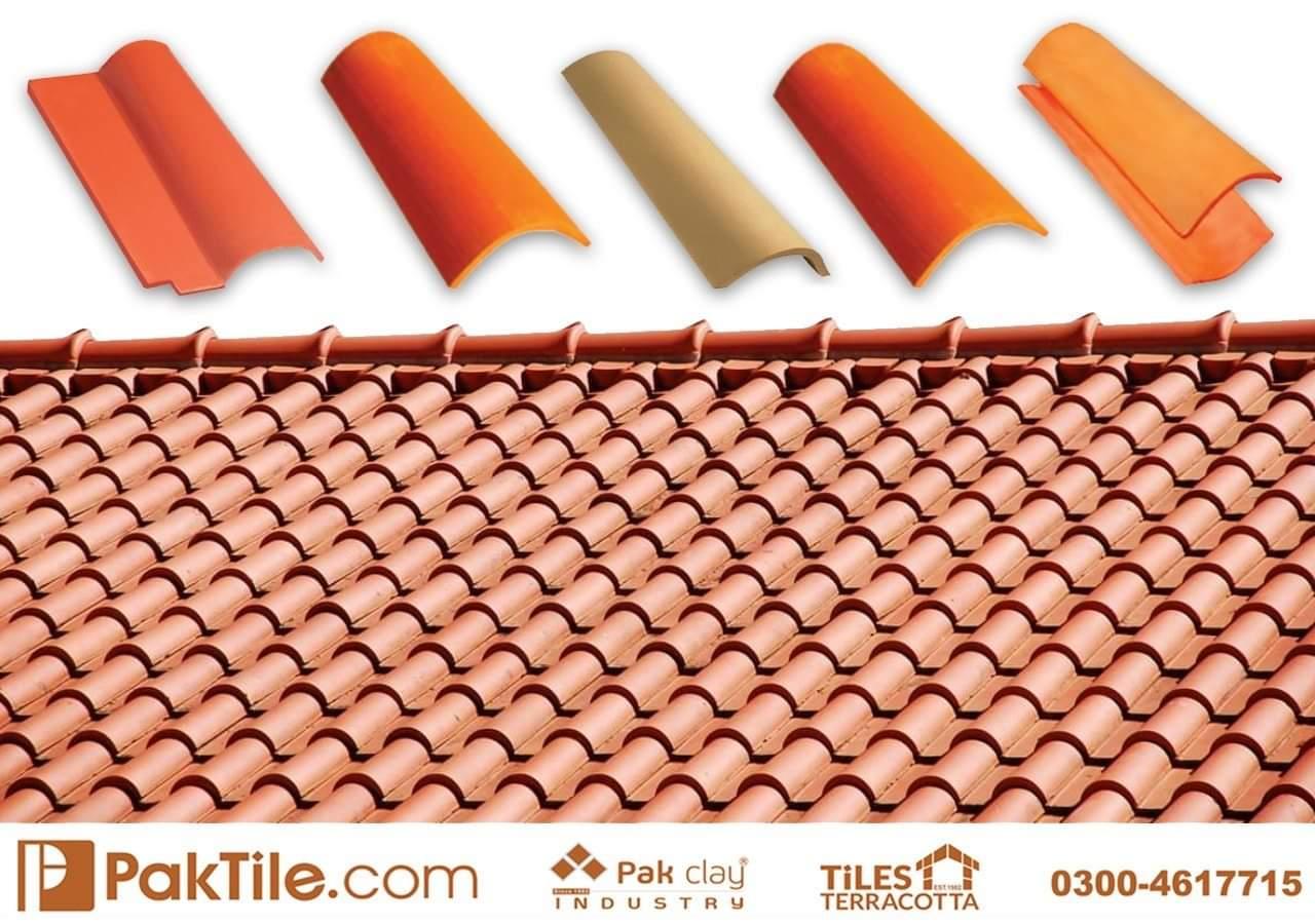 Pak Clay Ceramic Roof Tiles