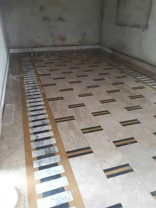 Pak Tiles Marble Floor Design in Pakistan