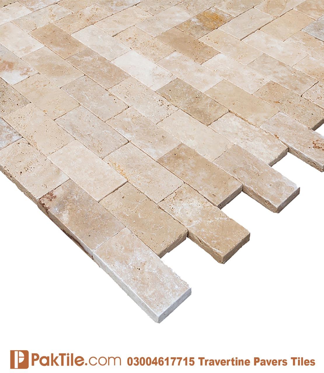 Pak Tiles Travertine Paver Tiles Slab Textures