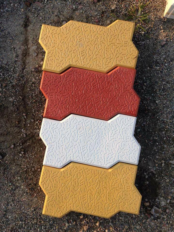 Pak Tuff Tiles Design in Pakistan Precast Pavers