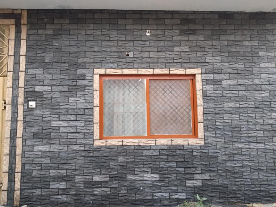 Front wall face tile design chakwal stone tiles in pakistan