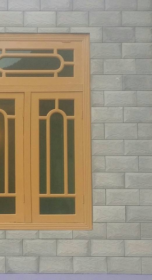 chakwal stone islamabad house front face tile design in pakistan