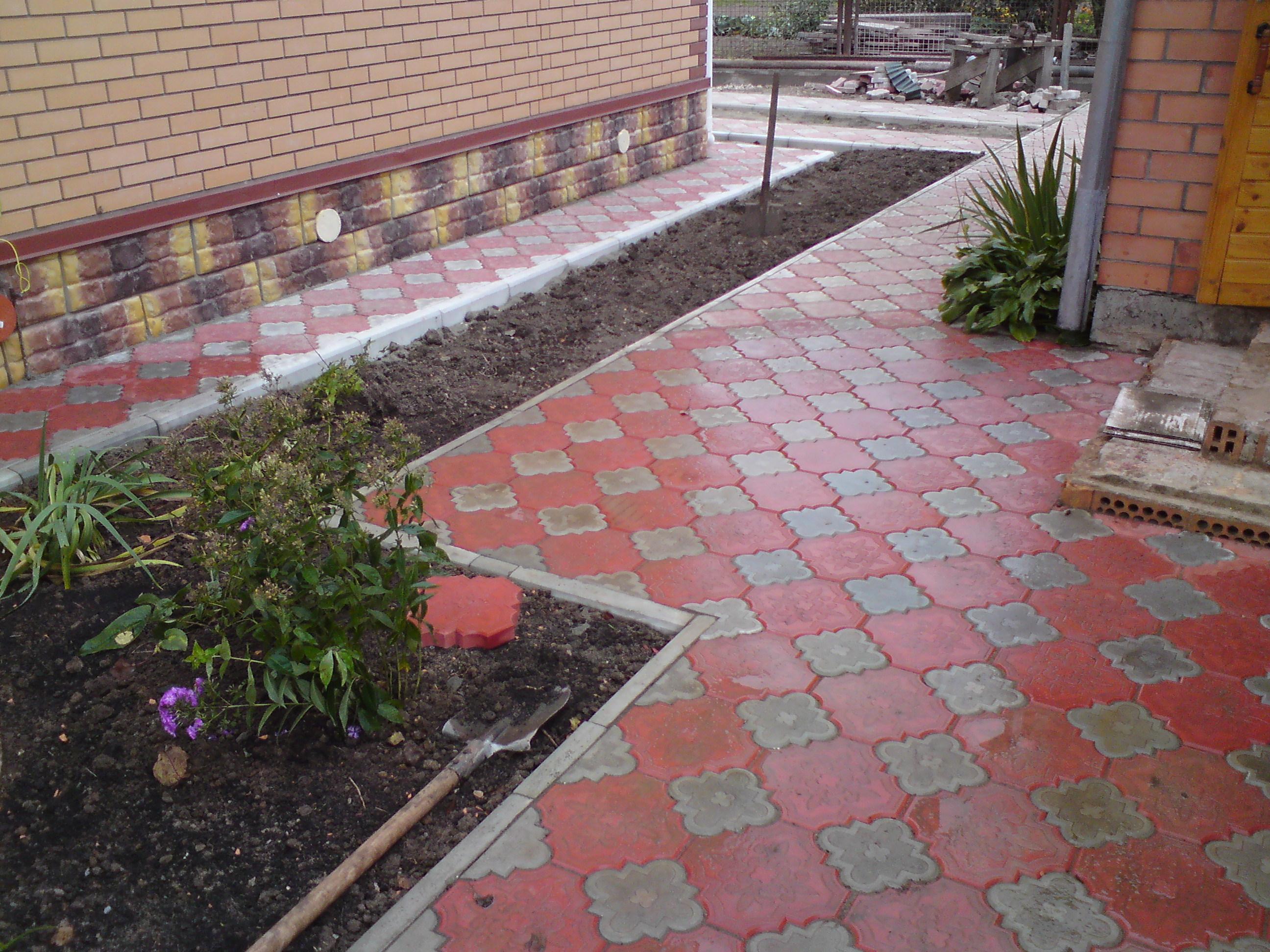 12 Home garden sidewalk pavers flooring tiles images