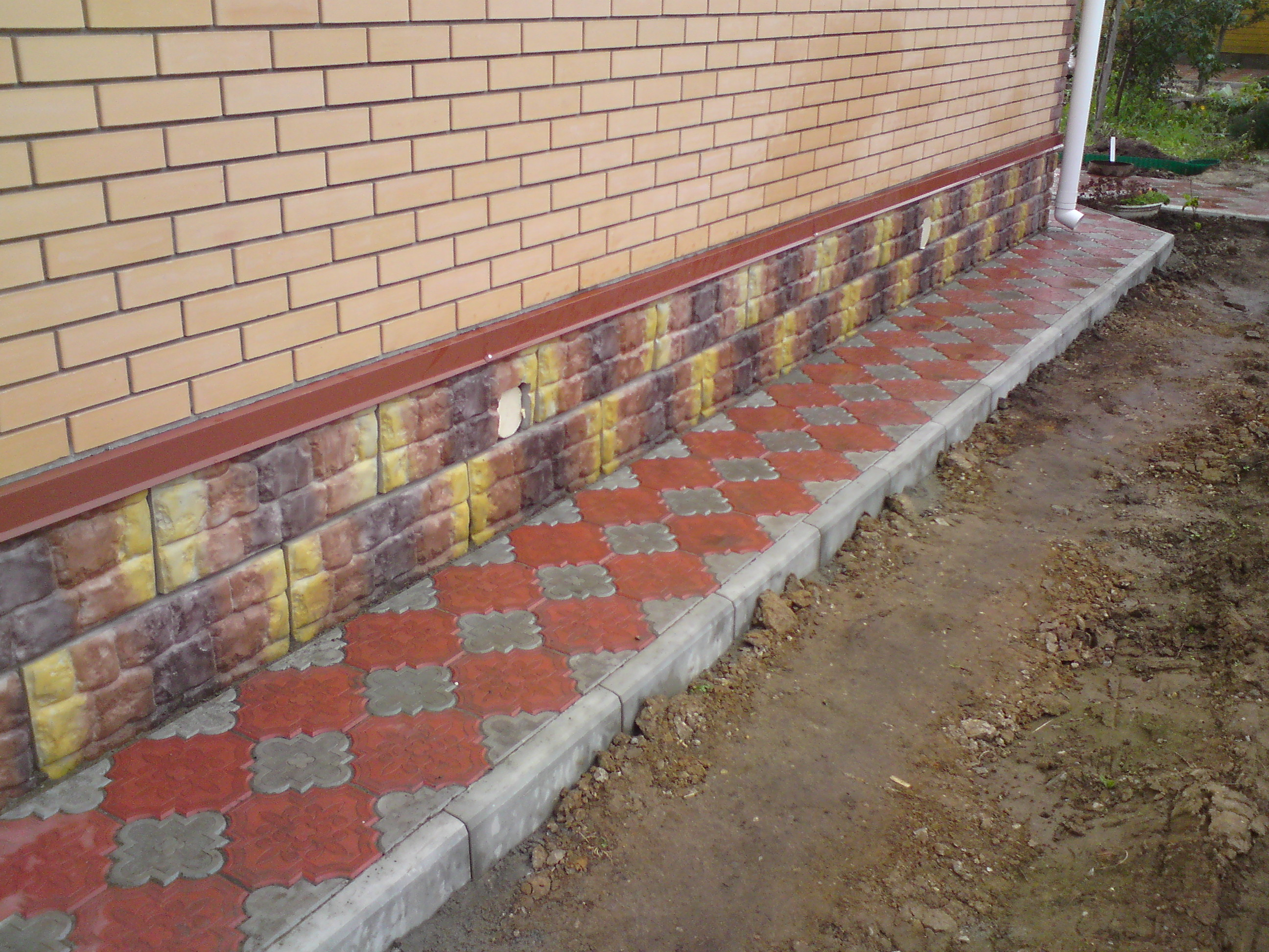 13 House tuff paver floor tiles designs in lahore