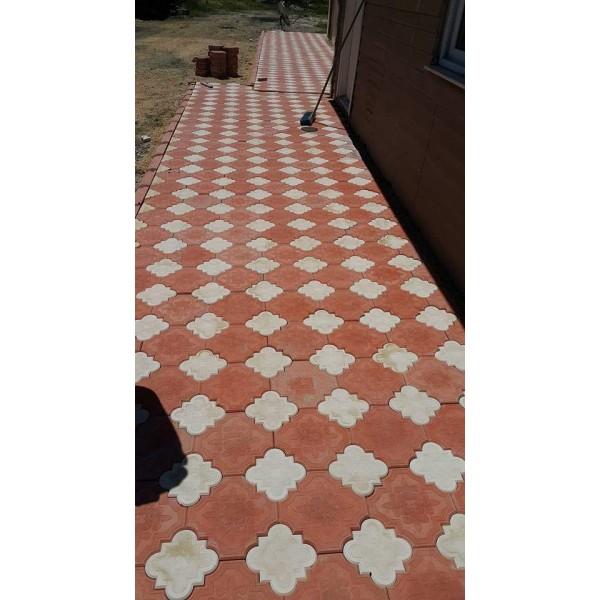 16 outdoor sidewalk concrete pavers floor tiles
