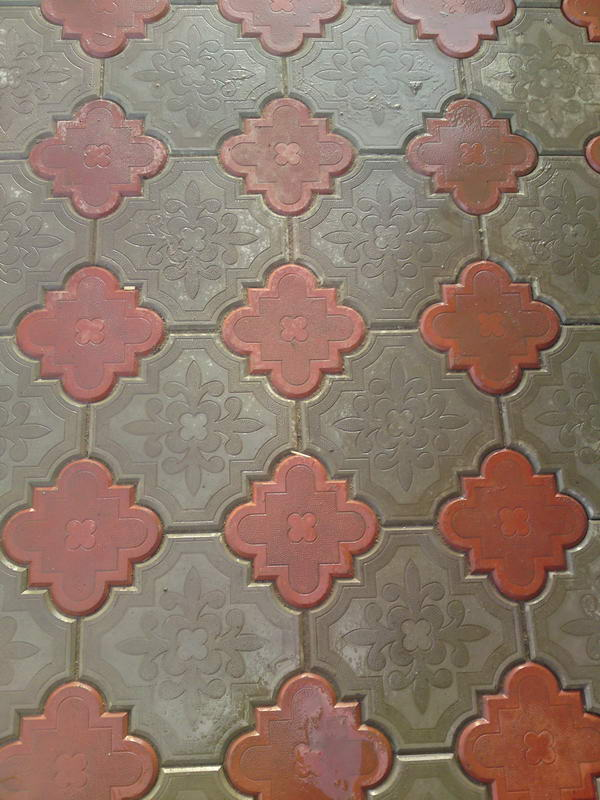 17 Pak Tiles red and grey tuff tiles price in gujranwala