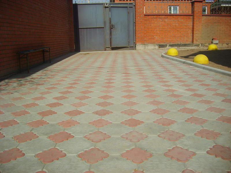 18 Pak Tiles paving flooring taf tile in pakistan