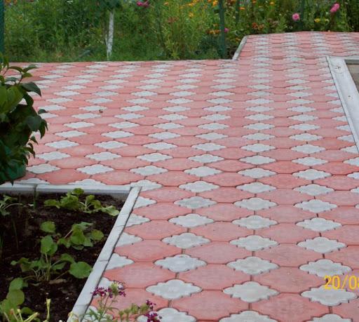 9 outdoor garden concrete pavers floor tiles price in pakistan