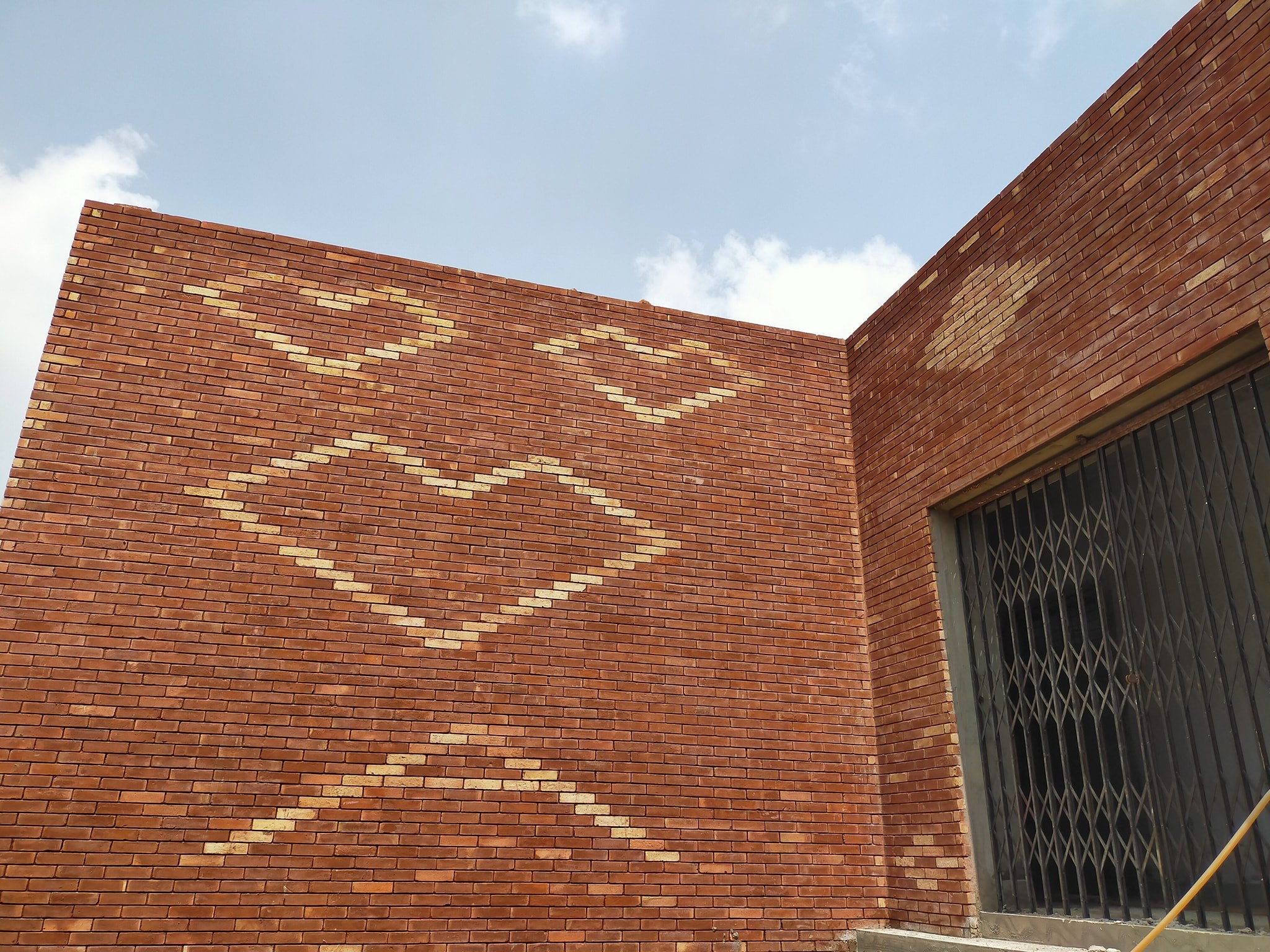 Lahori gutka brick wall tiles in lahore