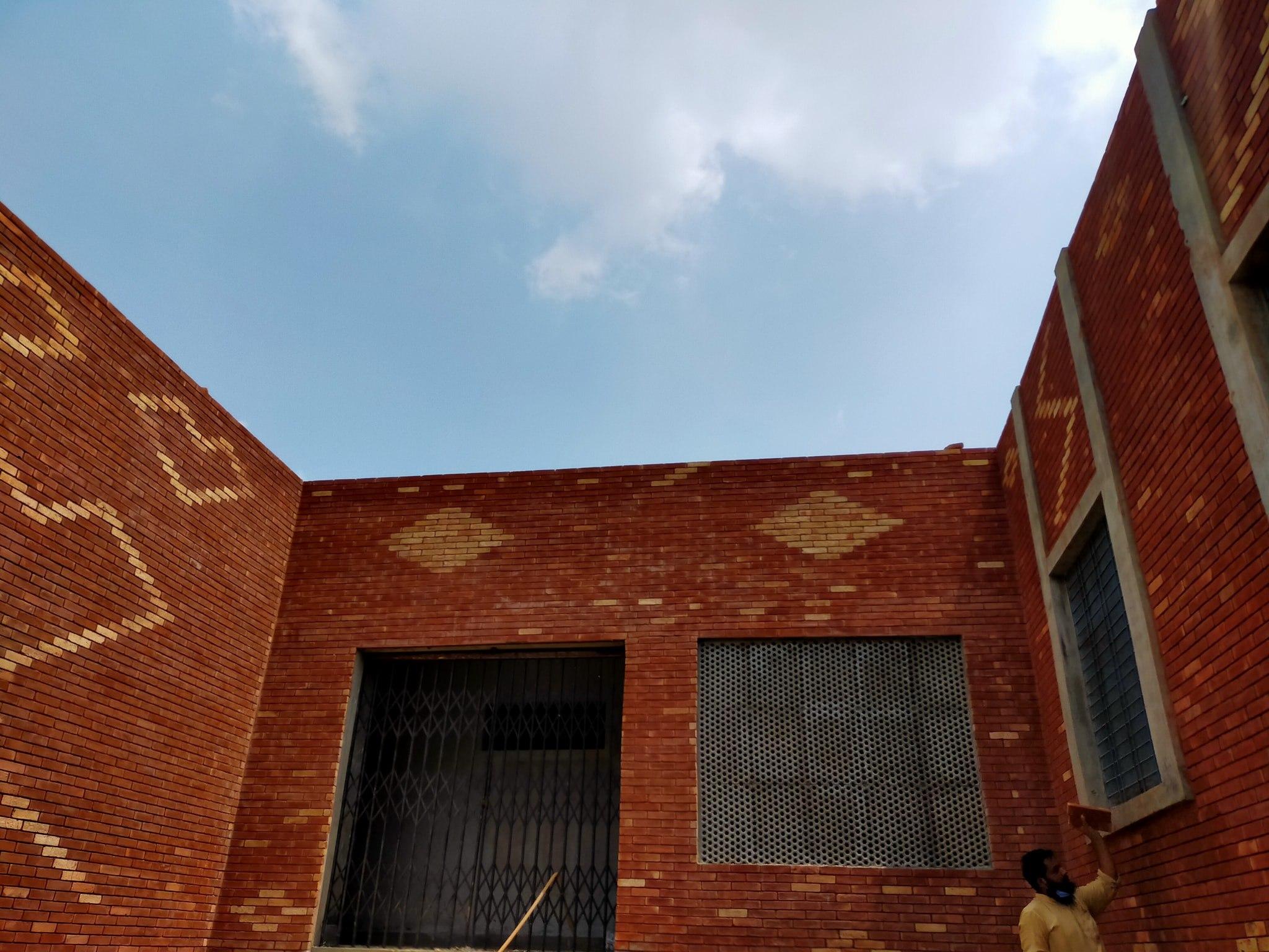 4 Lahori gutka bricks wall tiles in karachi