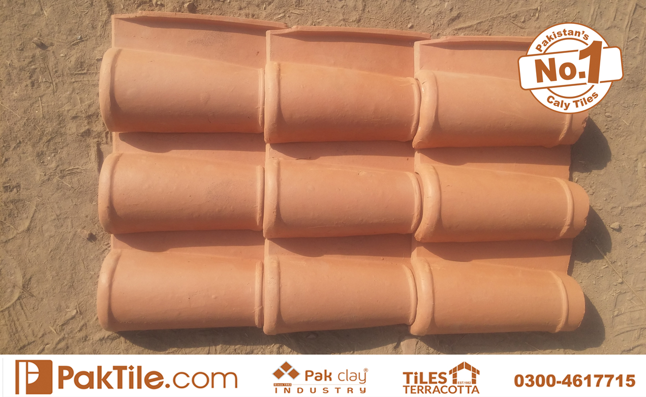 Roofing Services Islamabad Natural Clay Khaprail Tile