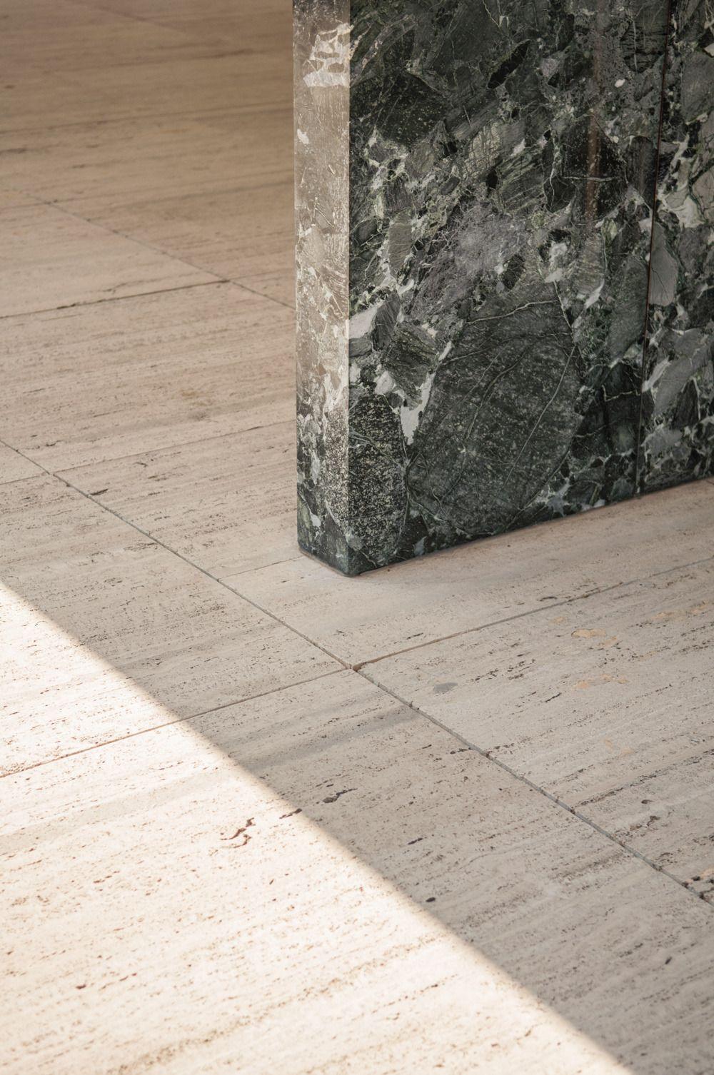 White Colors Travertine Marble Floor Tiles in Lahore Pakistan