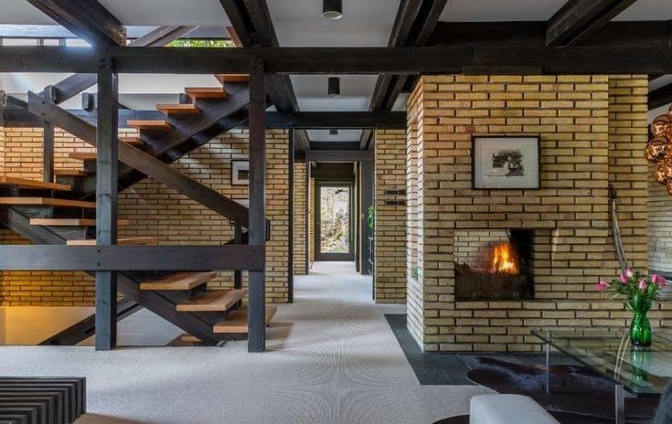 10 Yellow gutka tiles indoor wall brick tiles design images
