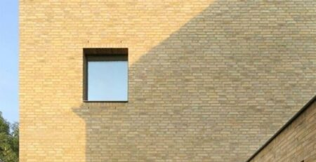 5 Yellow gutka brick size outdoor wall tiles design