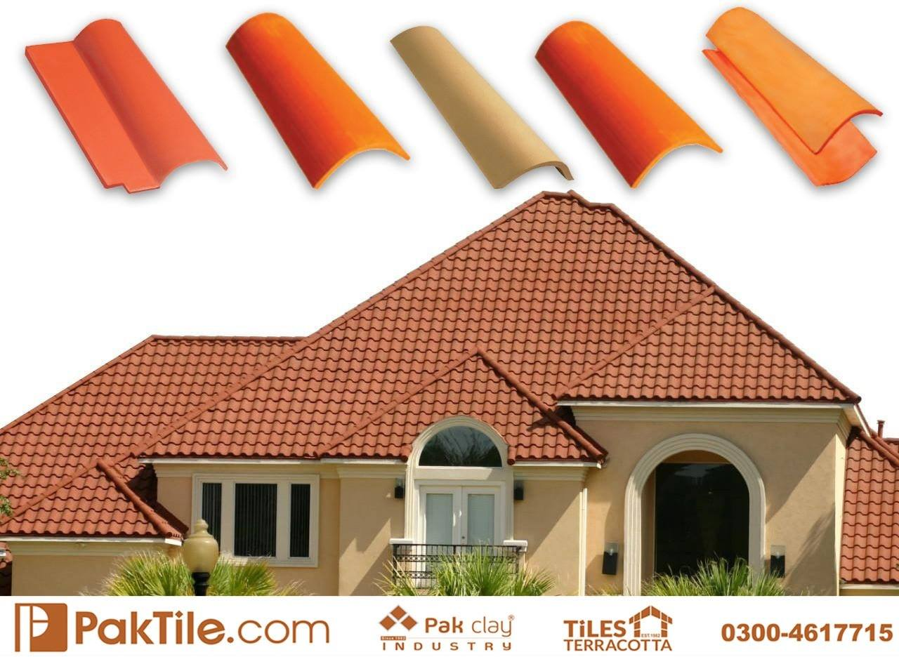 Khaprail Tiles in Islamabad - Natural Clay Roof Tiles