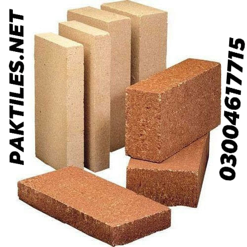 Pak Clay Fire Bricks for Pizza Own