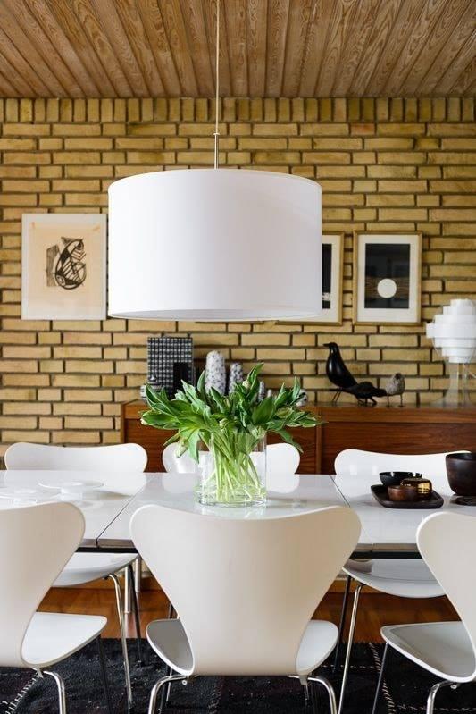 Yellow gutka tile size interior brick wall tiles in pakistan