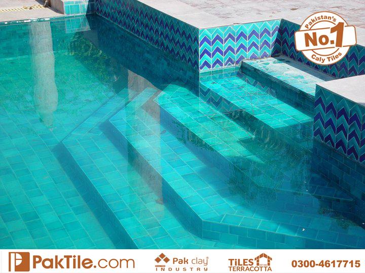 2 Handmade Swimming Pool Tiles in Islamabad Pakistan